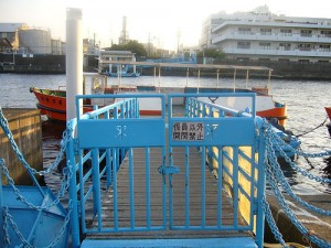 Funamachi ferry